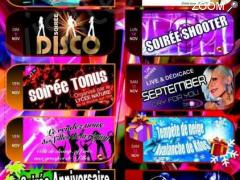 photo de Discotheque Le Village NOVEMBRE