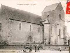 фотография de Ancinnes, Eglise St Pierre, St Paul
