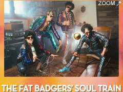 photo de The Fat Badgers' soul train - Un Singe en Eté